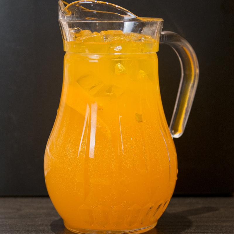 Лимонады собственного приготовления