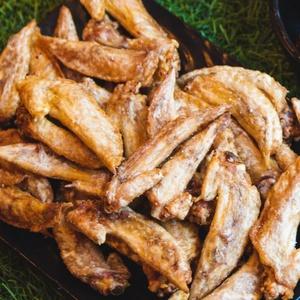Куриные семечки жаренные